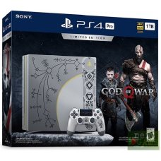 Sony Playstation 4 PRO 1Tb Limited Edition + God of War IV