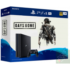 Sony Playstation 4 PRO 1Tb + Days Gone