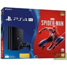 Sony Playstation 4 PRO 1Tb + Marvel Spider-Man