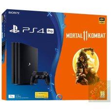 Sony Playstation 4 PRO 1Tb + Mortal Kombat 11