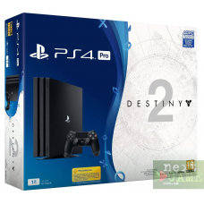 Sony Playstation 4 PRO 1Tb + Destiny 2