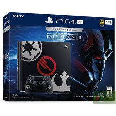 Sony Playstation 4 PRO 1Tb Limited Edition + Star Wars: Battlefront II Special Edition