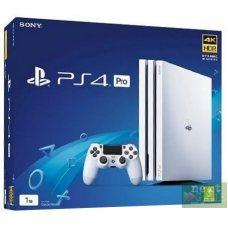 Sony Playstation 4 PRO 1Tb White