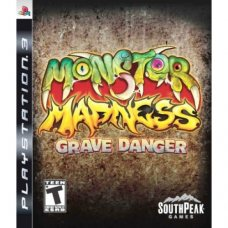Monster Madness: Grave Danger (PS3) ENG