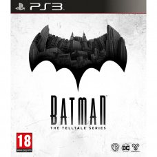 Batman: The Telltale Series (PS3) RUS SUB