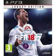 FIFA 18 (PS3) RUS