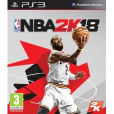 NBA 2K18 (PS3) ENG