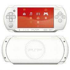 Sony PSP street e1000 White + чехол + USB + 64Gb+ игры