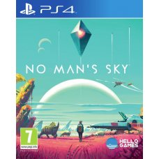 No Man's Sky (PS4) RUS