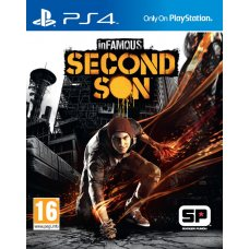 Infamous: Second Son (PS4) Rus
