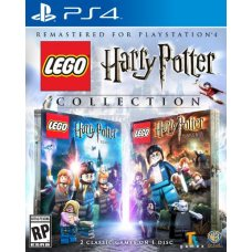 Lego Harry Potter (PS4) ENG