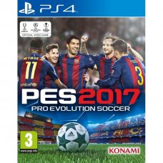 Pro Evolution Soccer 2017 (PS4) RUS SUB