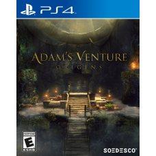 Adam's Venture: Origins (PS4) RUS SUB
