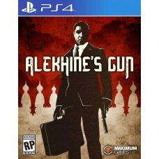 Alekhine's Gun (PS4) ENG