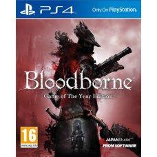 Bloodborne GOTY Edition (PS4) RUS SUB