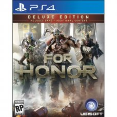 For Honor. Deluxe Edition (PS4) RUS