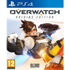 Overwatch (PS4) RUS
