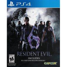 Resident Evil 6 (PS4) ENG