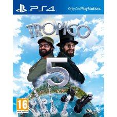 Tropico 5 (PS4) RUS