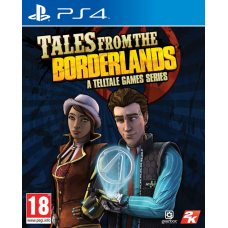 Tales from the Borderlands (PS4) ENG