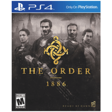The Order: 1886 (PS4) Rus