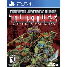 Teenage Mutant Ninja Turtles: Mutants in Manhattan (PS4) ENG