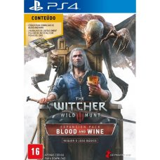 The Witcher 3: Wild Hunt Blood and Wine Expansion (PS4) RUS