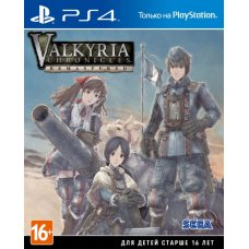 Valkyria Chronicles Remastered (PS4) ENG