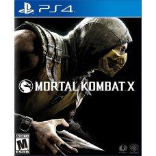 Mortal kombat X (PS4) Rus sub.
