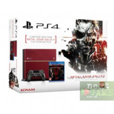Sony PlayStation 4 500GB Limited Edition + Metal Gear Solid V: The Phantom Pain