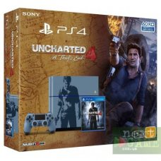 Sony PlayStation 4 1ТВ Limited Edition + Uncharted 4: A Thief's End