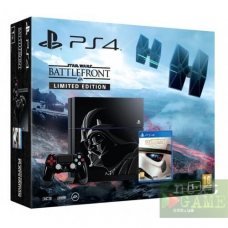 Sony PlayStation 4 1ТB Limited Edition  + Star Wars: Battlefront