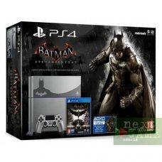 Sony PlayStation 4 500GB Limited Edition + Batman: Arkham Knight