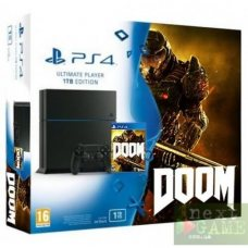 Sony PlayStation 4 1ТВ + Doom