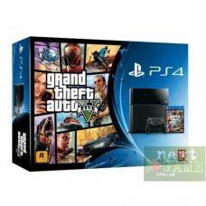 Sony PlayStation 4 500GB + Grand Theft Auto V
