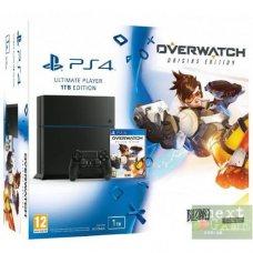 Sony PlayStation 4 1ТВ + Overwatch