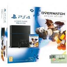 Sony PlayStation 4 1ТВ + Overwatch