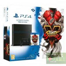 Sony PlayStation 4 1ТB + Street Fighter V