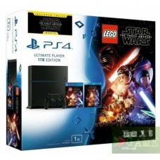 Sony PlayStation 4 1ТB + LEGO Star Wars: The Force Awakens