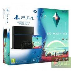 Sony PlayStation 4 1ТВ + No Man's Sky