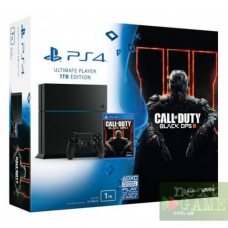 Sony PlayStation 4 1ТB + Call of Duty: Black Ops 3