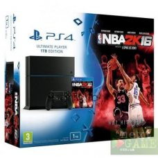 Sony PlayStation 4 1ТB + NBA 2K16