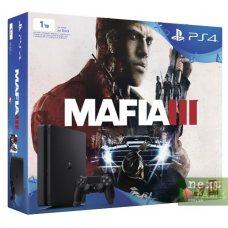 Sony PlayStation 4 Slim 1TB + Mafia III