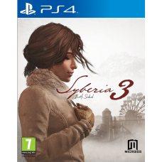 Syberia 3 (PS4) RUS