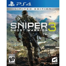 Sniper: Ghost Warrior 3 (PS4) RUS SUB