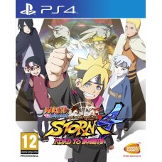 Naruto Shippuden: Ultimate Ninja Storm 4 Road to Boruto (PS4) RUS SUB