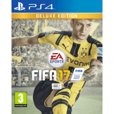FIFA 17 Deluxe Edition (PS4) RUS