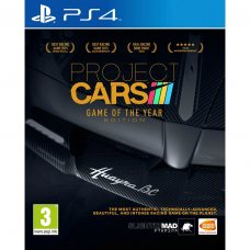 Project CARS: Game of the Year Edition (PS4) RUS