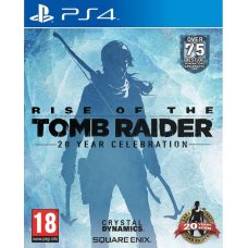 Rise Of The Tomb Raider 20 Year Celebration (PS4) RUS