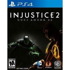 Injustice 2 (PS4) RUS SUB